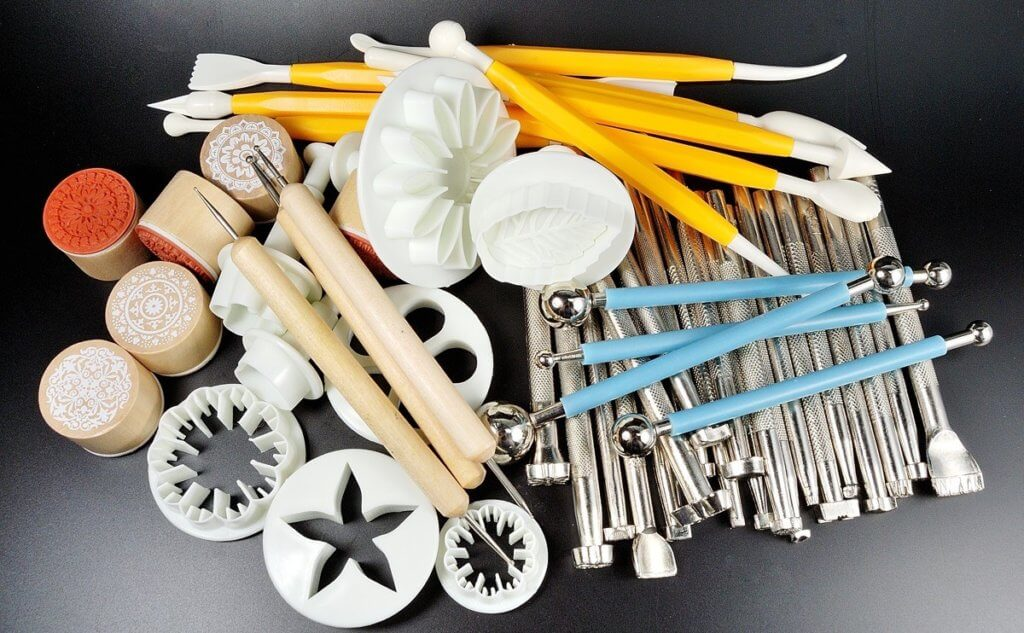 Polymer Clay Tools and Equipment