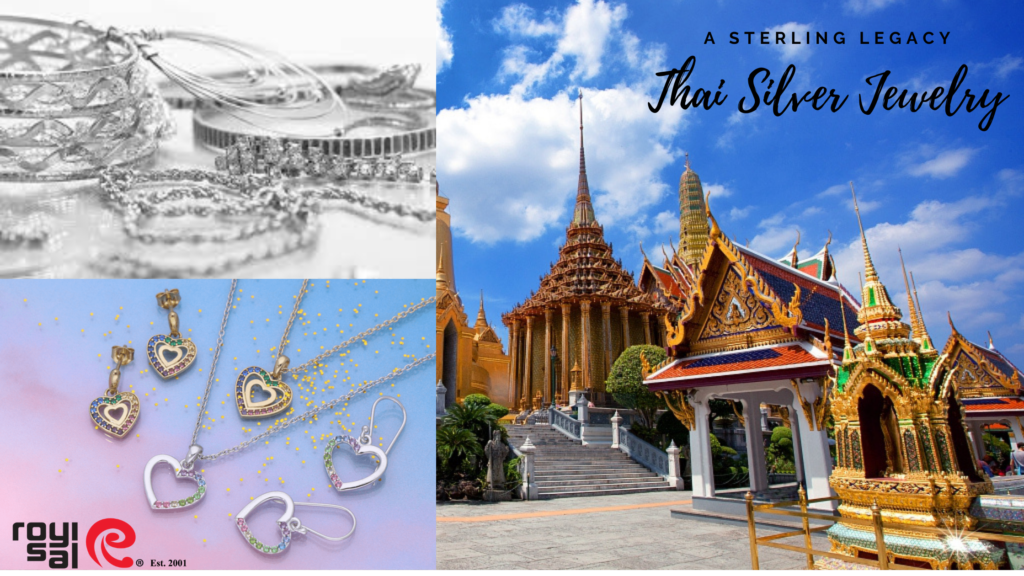A Sterling Legacy: The History of Thai Silver Jewelry