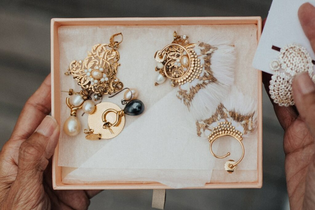 How to store Gold-filled Jewelry